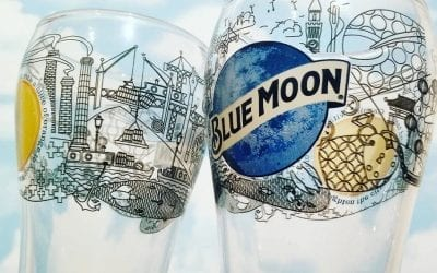 Glassware and consumer experimentation in lager and beer research